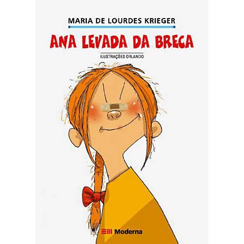 Ana Levada da Breca, Maria de Lourdes Ramos Krieger