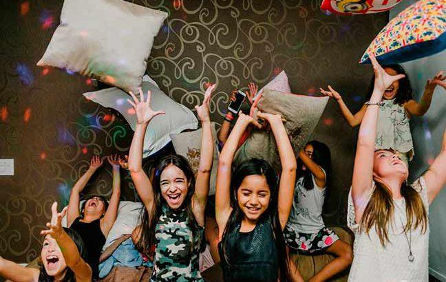 Festa que toda menina adora